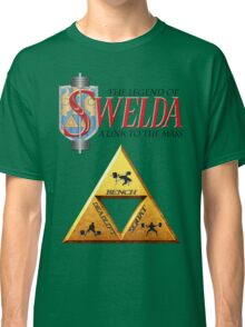 The Legend of Swelda: A Link to the Mass Classic T-Shirt