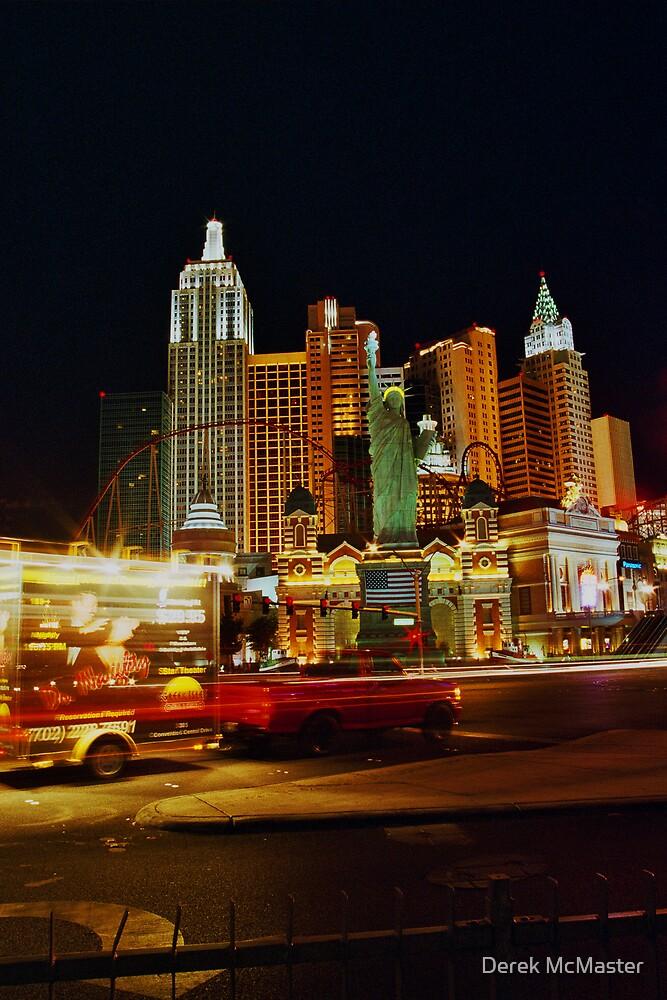 Viva Las Vegas 4 by Derek McMaster