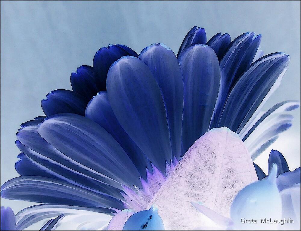 Paint Me Feeling Blue by Greta  McLaughlin