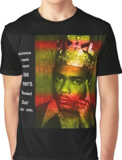 rastafari dub Graphic T-Shirt