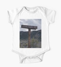 Cemetery Road One Piece - Short Sleeve