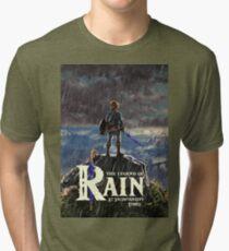 Zelda: Atem der Wildnis - Die Legende des Regens in unpassender Zeit Vintage T-Shirt