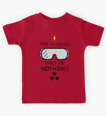 The Goggles [Roufxis - RB] Kids Tee