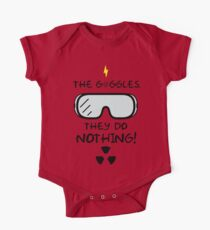 The Goggles One Piece - Short Sleeve