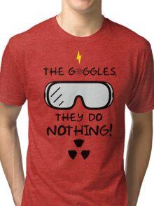 The Goggles Tri-blend T-Shirt