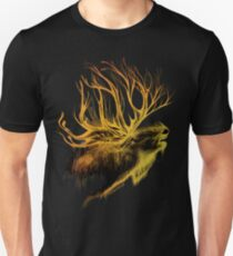 Mountain Spirit -black- Unisex T-Shirt