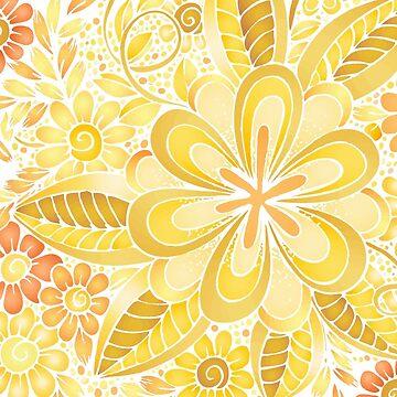 Spring is Yellow by blikk