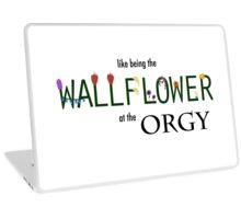 Wallflower bij de orgie