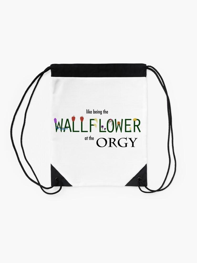Wallflower bij de orgie tiener sex instructie
