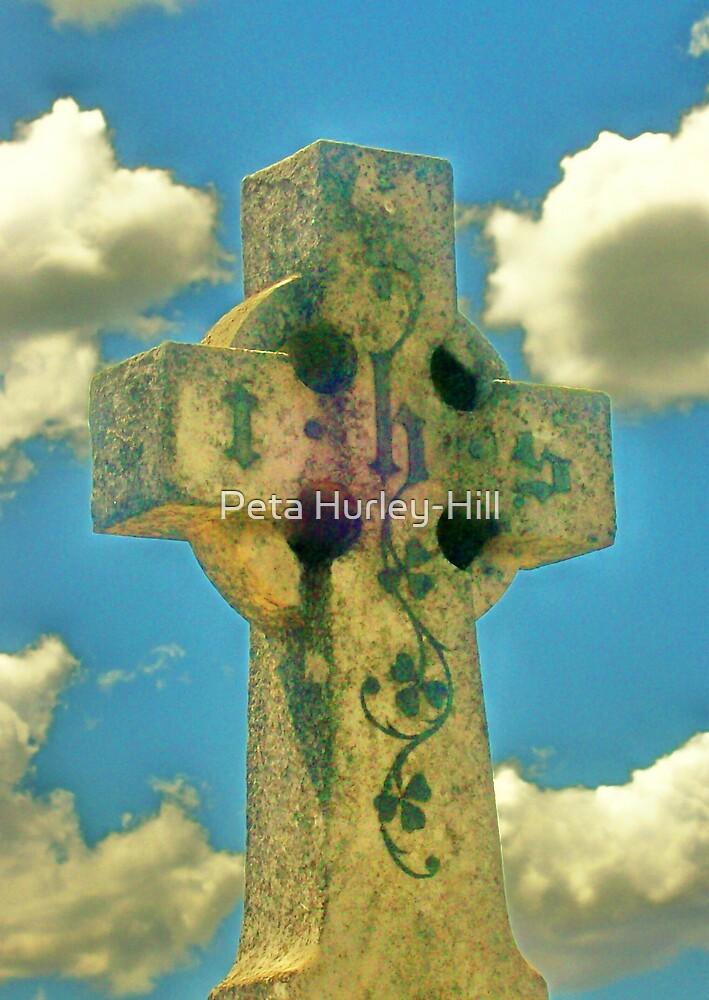 celtic cross 2 by Peta Hurley-Hill