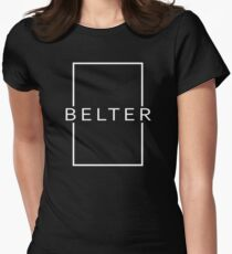 Belter (The Expanse) Women's Fitted T-Shirt