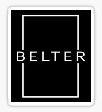Belter (The Expanse) Sticker