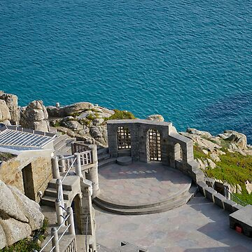 The Minack theatre 2 by pluffy