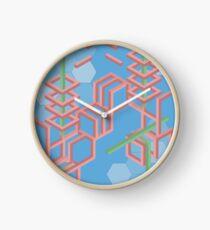 Hex grid  Clock