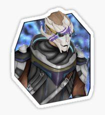 Vetra Nyx - Mass Effect Andromeda Sticker