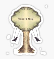 Sorority Noise, Joy Departed Design Sticker