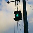 The green light 2 by Steve plowman