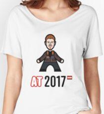 Austria 2017 Women's Relaxed Fit T-Shirt