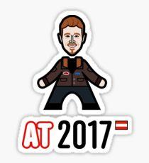 Austria 2017 Sticker