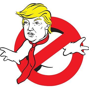 Trump Ghostbusters - GOP Buster by LemonRindDesign