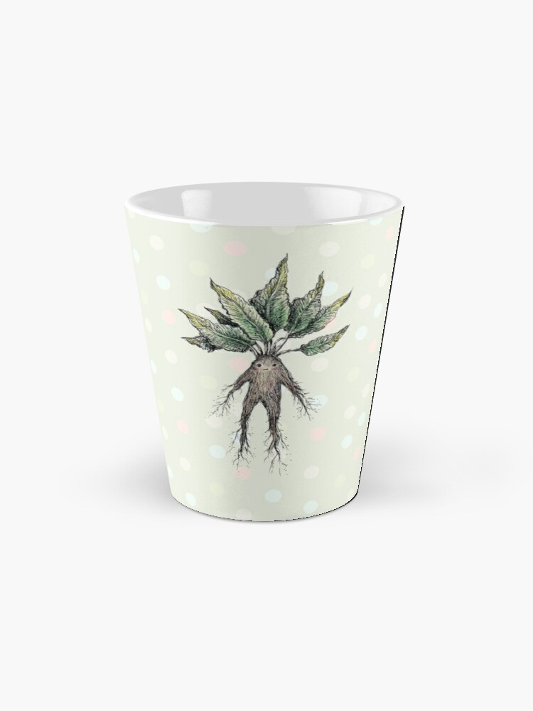 Alternate view of Mandrake  Mug