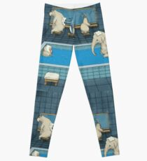 The Bathers Leggings