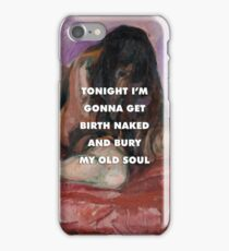 Long Time Comin' iPhone Case/Skin