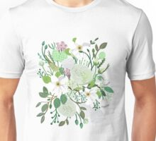 Floral Forest Unisex T-Shirt