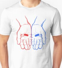 Red Pill or Blue Pill? The Matix T-Shirt