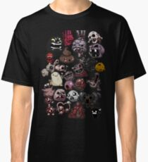 The Binding of Isaac Bosses Classic T-Shirt
