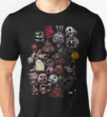 The Binding of Isaac Bosses Unisex T-Shirt