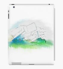 Water-color World iPad Case/Skin
