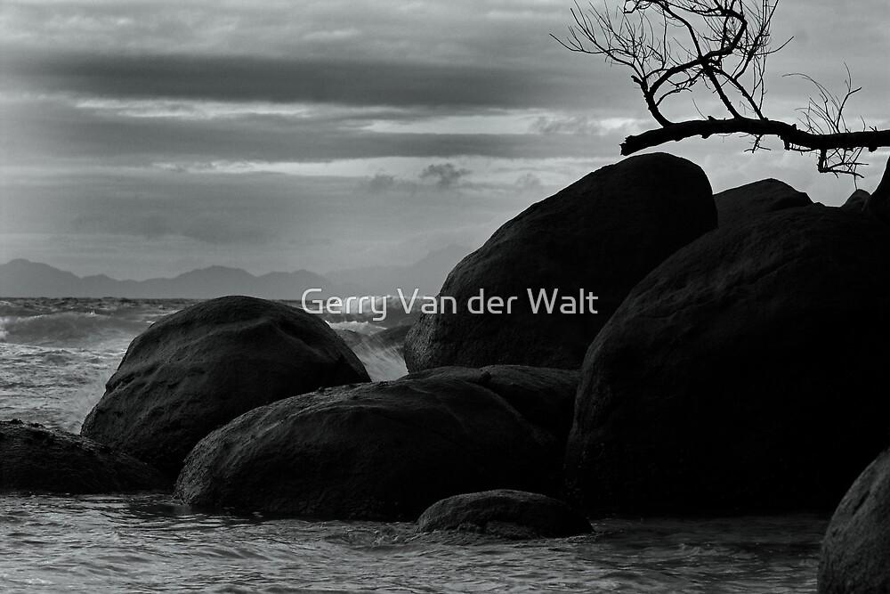 Rock Scene by Gerry Van der Walt
