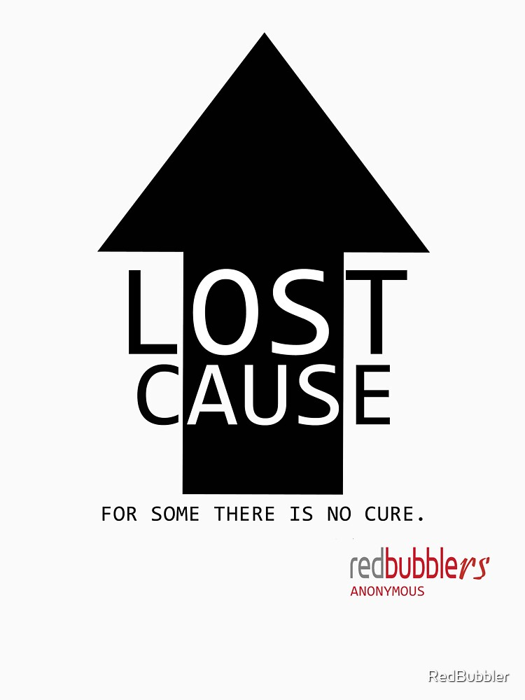 RBA (3) - Lost Cause by RedBubbler