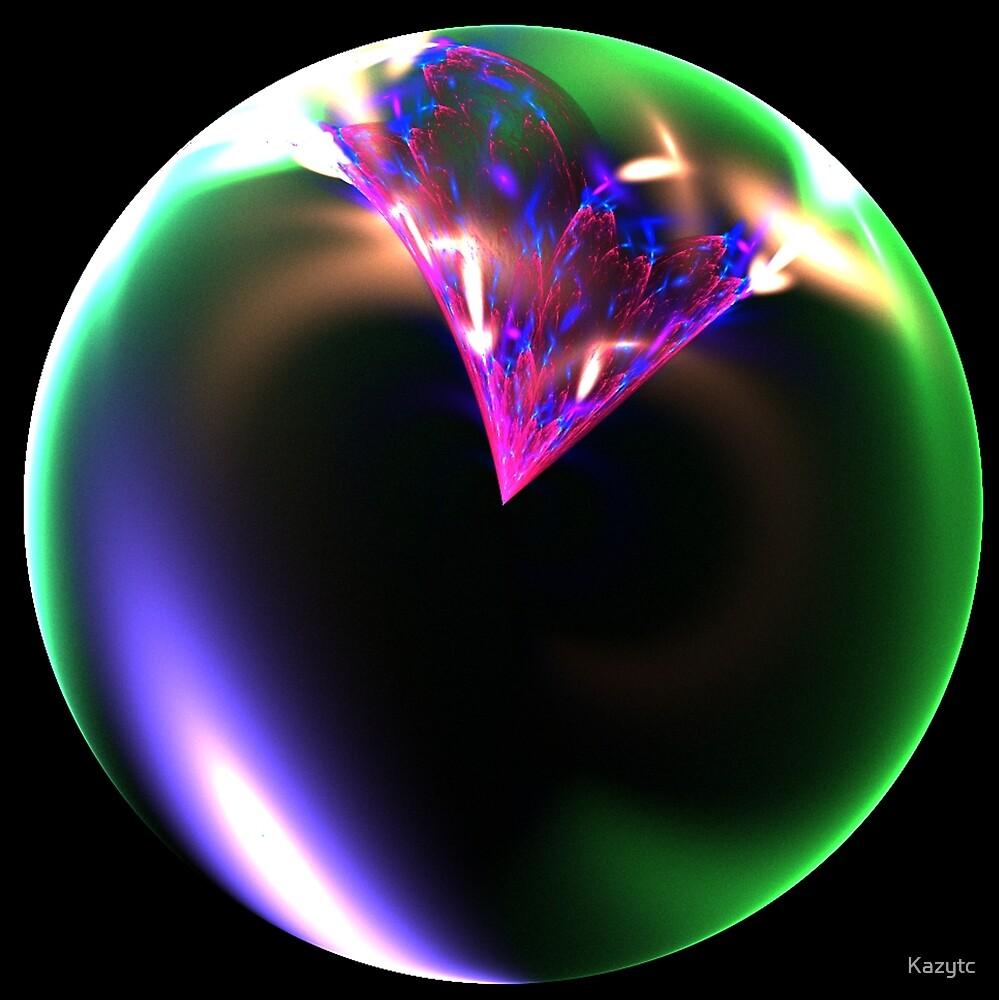 Chandelier Crystal Orb by Kazytc