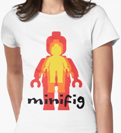 Yellow Orange Red Minifig  T-Shirt