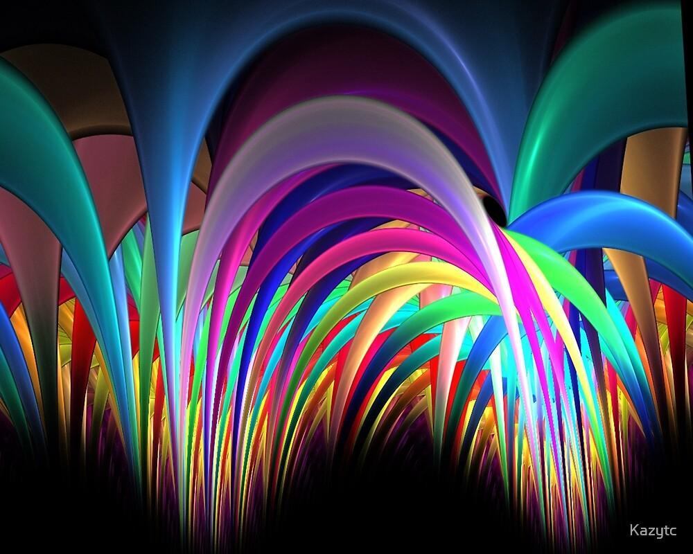 Rainbow Cloisters by Kazytc
