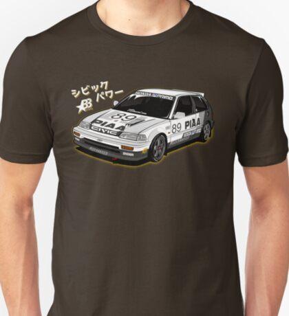 Civic EF3 - JTCC PIAA livery T-Shirt