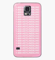 Hotline Bling Case Case/Skin for Samsung Galaxy