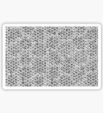 Reptile scales Sticker