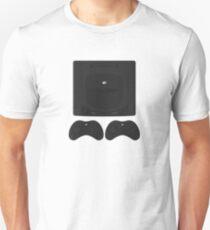 Sega Saturn (white) Unisex T-Shirt