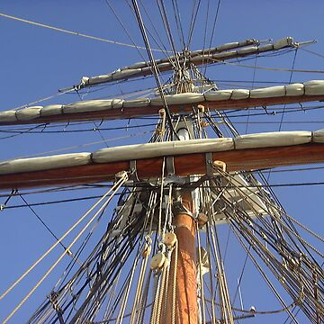 Jeanie Johnston Rigging by pauge