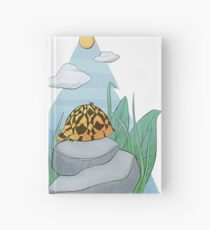 A Turtle's Time Hardcover Journal