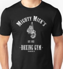 Mighty Micks Boxing Gym Unisex T-Shirt