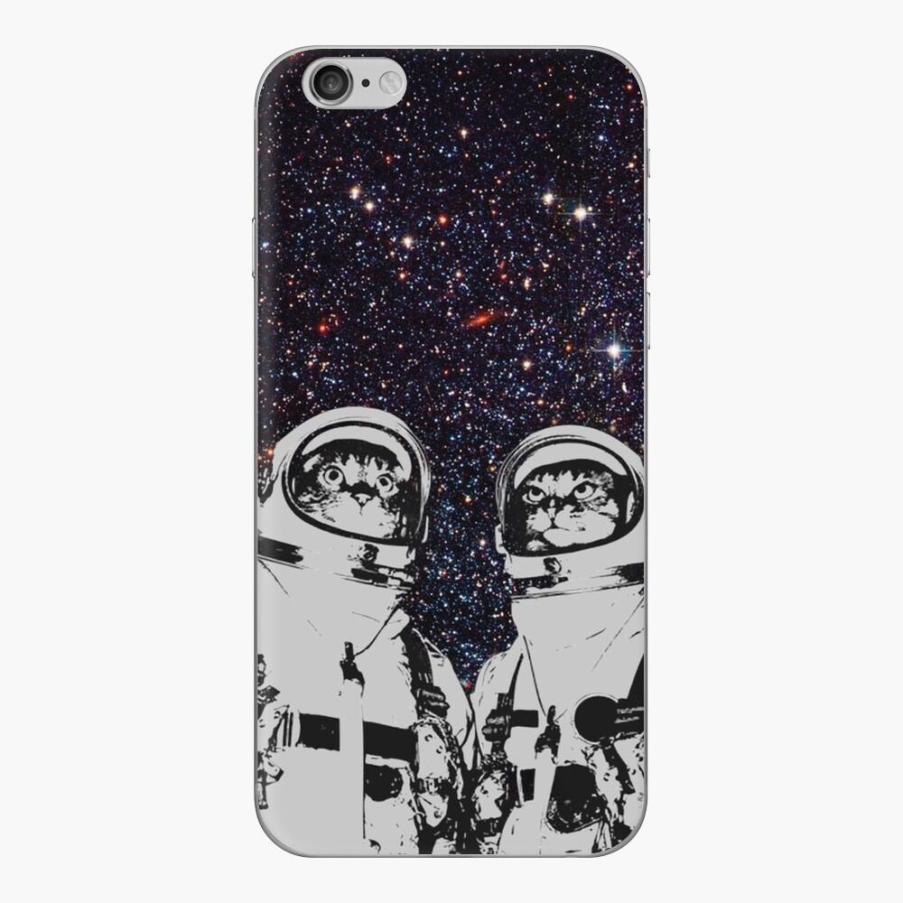 ASTRO-KATZEN iPhone Klebefolie