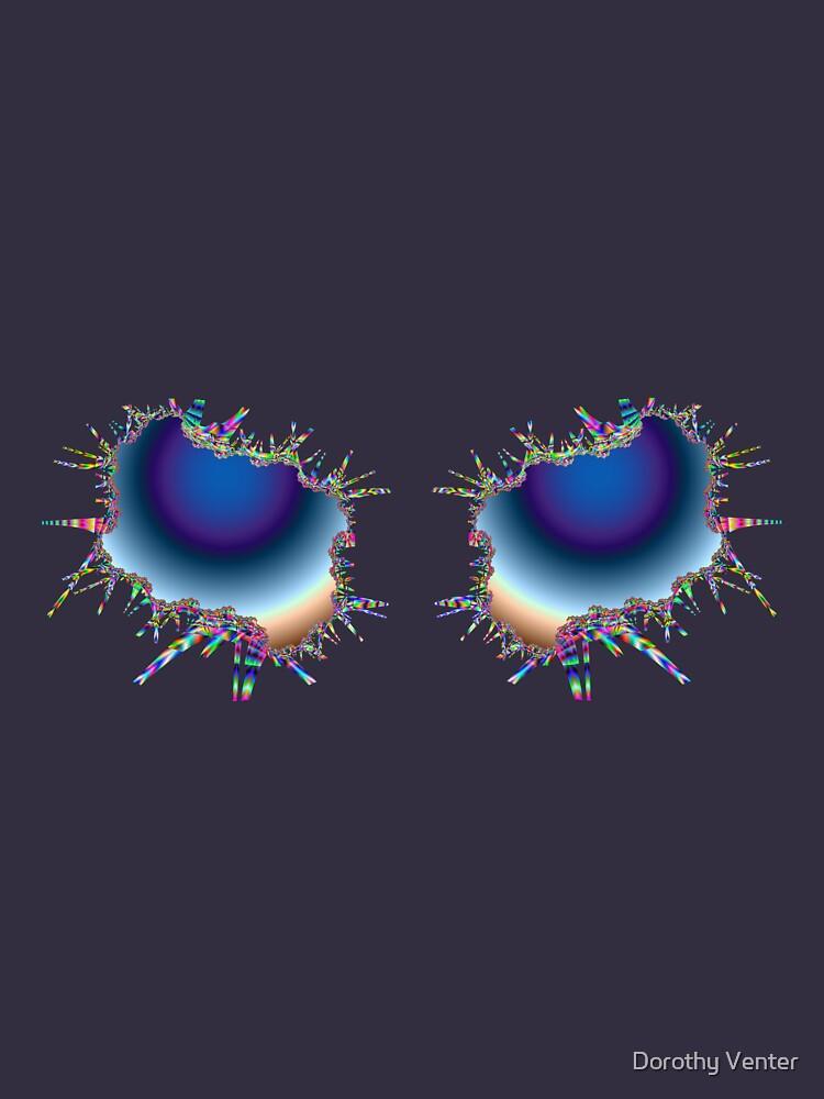 Dragon Eyes by dorothyventer