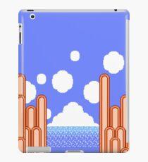 Kirby's Adventure - Ice Cream Island Horizon iPad Case/Skin