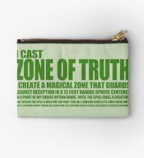 Zone of  Truth Studio Pouch