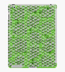 Reptile scales iPad Case/Skin