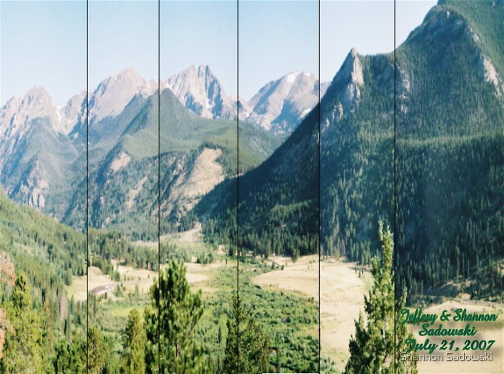 Colorado split by Shannon Sadowski